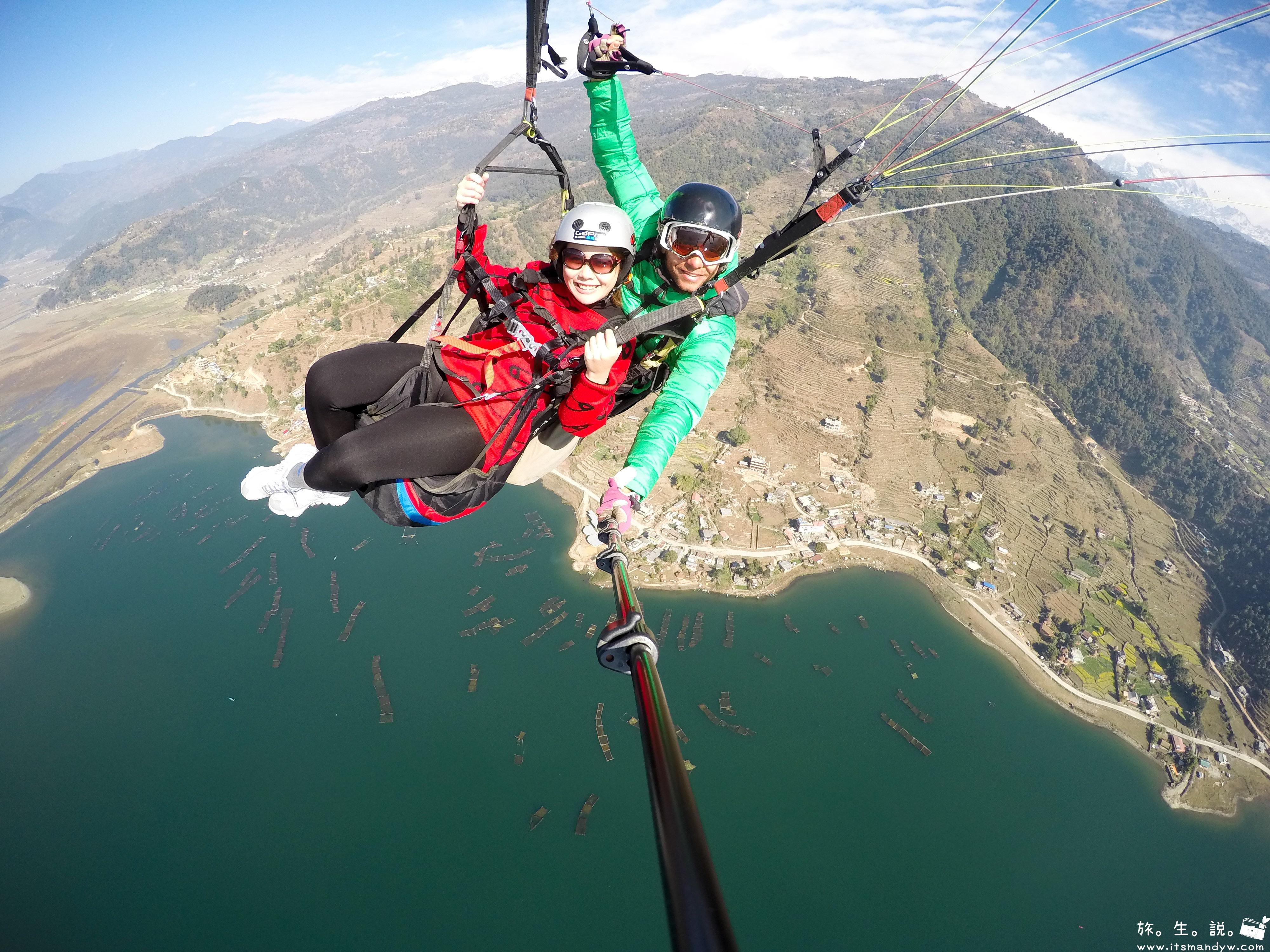 波卡拉 飛行傘