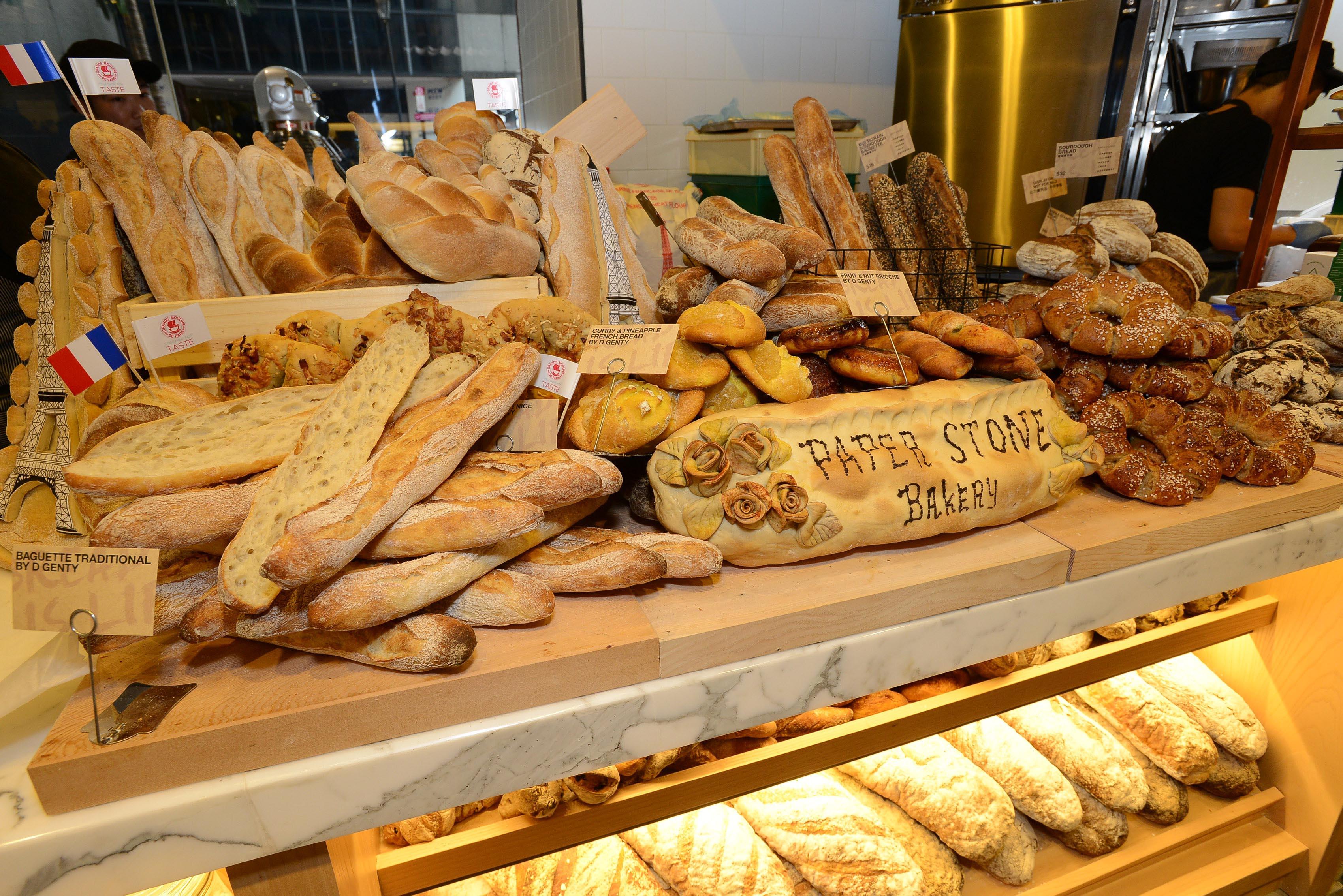 paper stone bakery