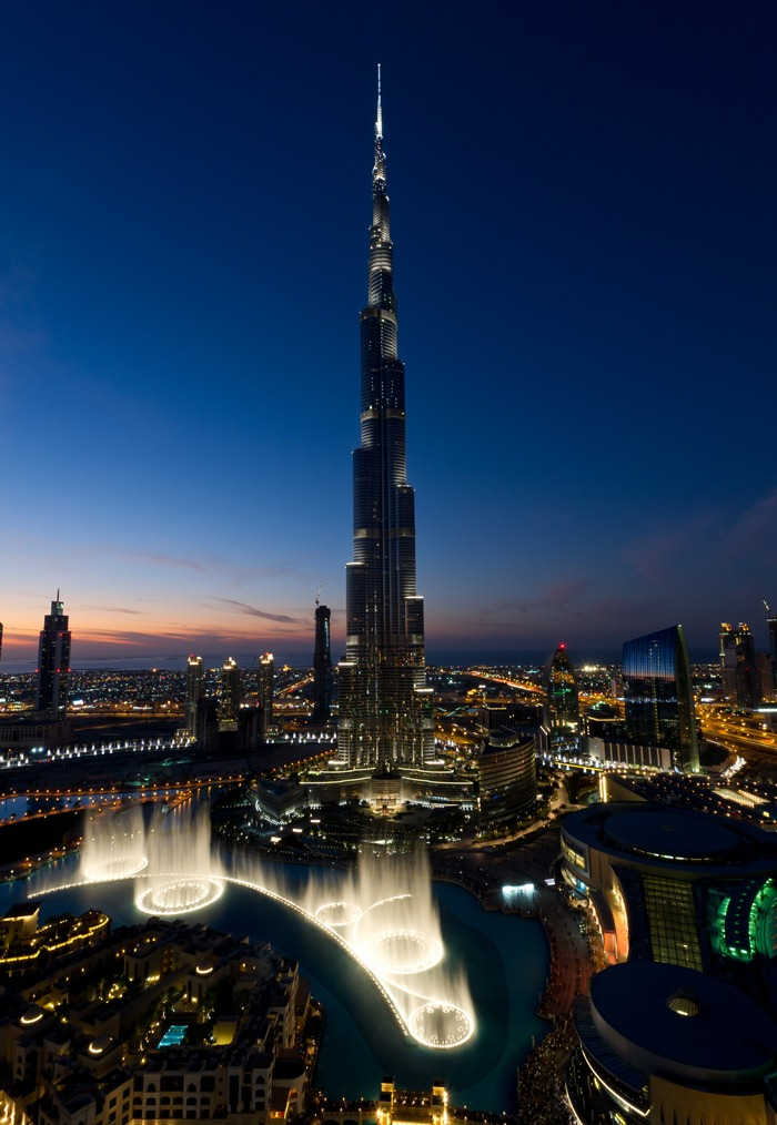 top 25 landmarks in the world
