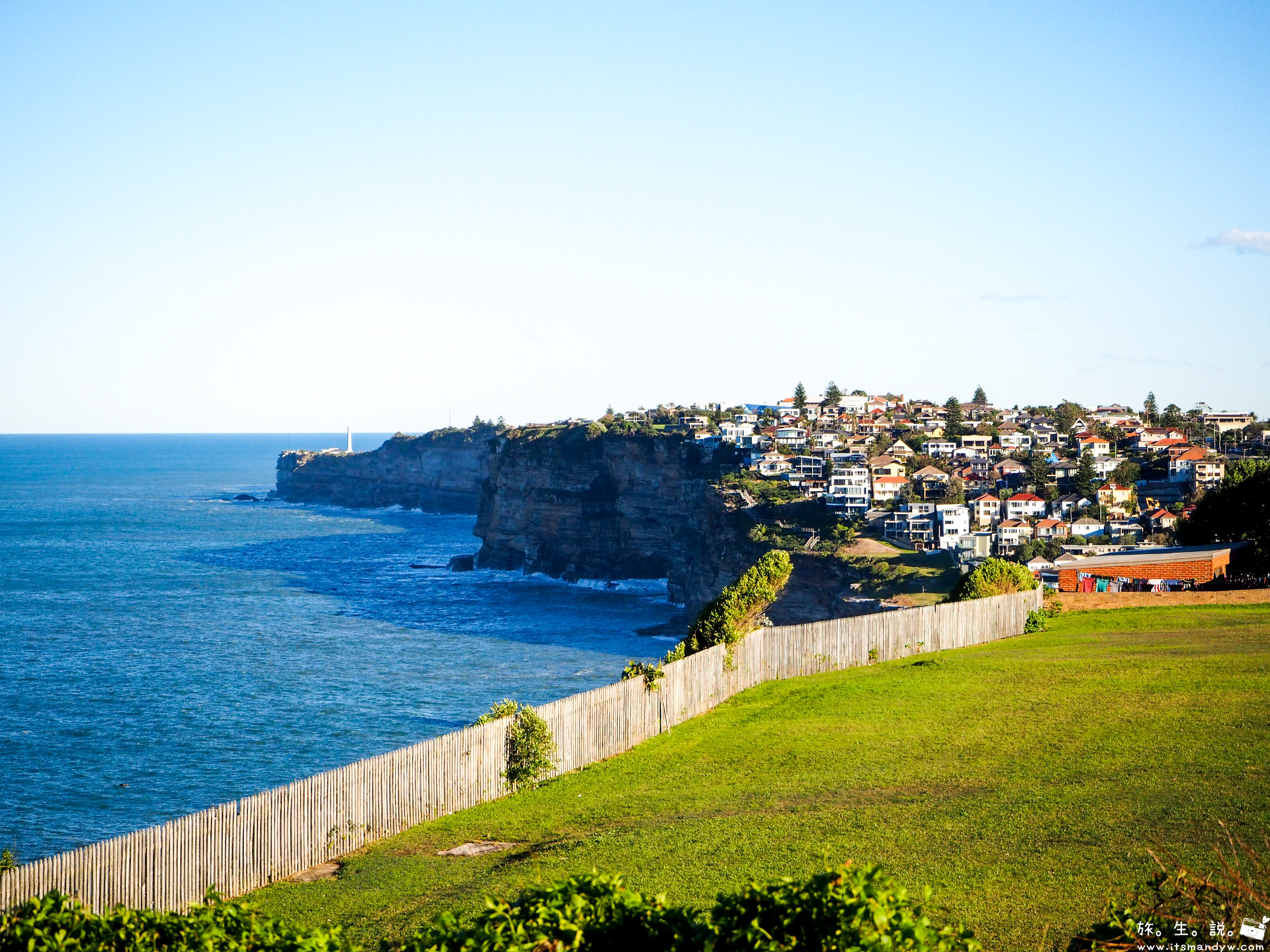 Watsons Bay to Bondi Beach Coastal Walk